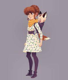 Really like my new dress #schmoedraws #illustration #Art #ootd