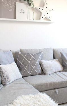 wohnzimmer weihnachtlich dekorieren - 3 einfache tipps | dream, Wohnzimmer