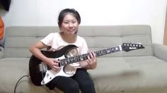 """Dream Theater """"Lost Not Forgotten"""" cover / Li-sa-X (Japanese 10 year old..."""