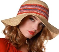 Native Sun Raffia Crochet Floppy Beach Hat - One Size Global Glamour a Physician Endorsed Division. $60.00