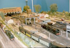 This Free Report helps you avoid the 12 costly common mistakes when planning a model railway and 12 clever tips to help you build a great mo...