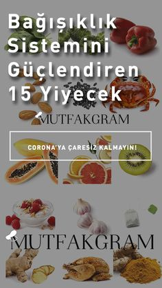 Strengthen Your Immune System. Immune System, Food And Drink, Healthy Recipes, Eat, Kitchen, Model, Corona, Cooking, Cucina
