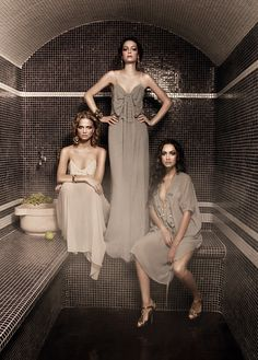 TRIUMVIRATE by Andrey  & Lili , via Behance