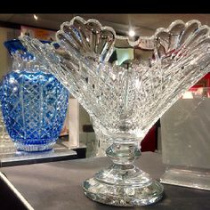 Waterford crystal................our mother loved Waterford!!