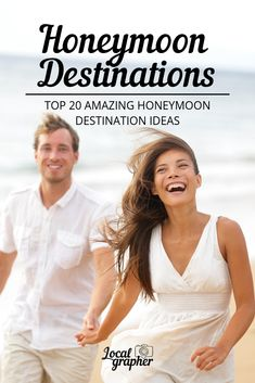 Starting your marriage with an incredible getaway is a dream! This list features the best honeymoon destination ideas to celebrate your marriage in an unforgettable way. Honeymoon Tips, Best Honeymoon Destinations, Newlyweds, Marriage, The Incredibles, Celebrities, Amazing, Valentines Day Weddings, Just Married