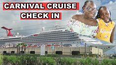 Carnival Cruise Valor Vlog 2018   Check In   DNVlogsLIfe - YouTube
