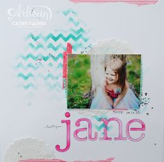 Back to My Love by Cathy Caines  @Stampin' Up!