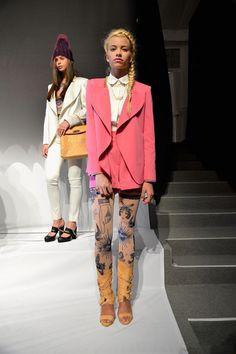 Fashion Runway   Concept Korea Spring 2013 fashion show during Mercedes-Benz Fashion ...