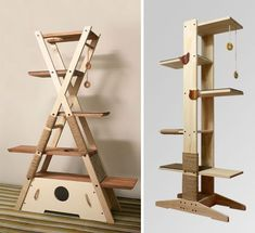 Great Modern Cat Tree Furniture and Best 25 Modern Cat Furniture Ideas On Home Design Contemporary 36358 is just one of photos of Furniture ideas for your Cat Tree House, Cat House Diy, Modern Cat Furniture, Tree Furniture, Furniture Ideas, Modern Cat Toys, Cheap Furniture, Cat Tower Plans, Diy Pour Chien