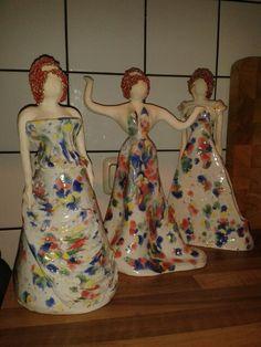 Mijn drie dames!