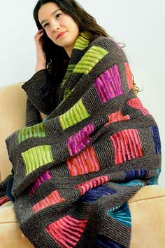Ravelry: Smith blanket pattern by pamela wynne