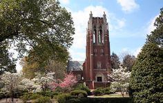 University of Richmond - daughter