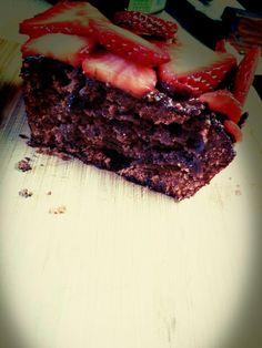 AromaticMix: Νηστίσιμο Μπράουνι με ταχίνι Meat, Website, Desserts, Recipes, Food, Tailgate Desserts, Deserts, Eten, Postres