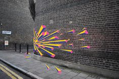 graphic street art tells historic tales at clerkenwell design week 2019 Old Street, Street Art, Street Installation, Dark Stories, London Architecture, Art Courses, Creative Industries, Design Reference, Graffiti