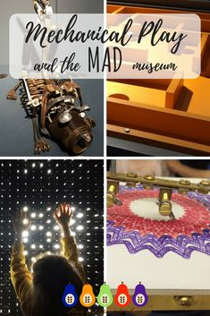 A few weeks ago we visited The MAD Museum in Stratford upon Avon with some of my family. The MAD Museum showcases Mechanical Art & Design, or 'kinetic art' – a variety of artwork where movement is a intrinsic part of the piece. The museum is relatively small, but it's really hands-on meaning that all …