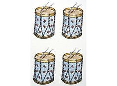 42323 B Drummer Waterslide Ceramic Decals By The Sheet 1 48 pcs *** Details can be found by clicking on the image.