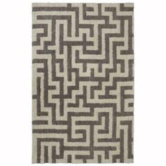 Jeff Lewis Benjamin Grey 8 ft. x 8 ft. Square Area Rug - 513542 - The Home Depot