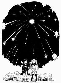 Nabari No Ou | Miharu & Raimei