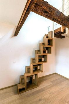 Shocking Idea of Attic That You Must Try - Hi, there! Right now I wanna share super divine Attic recipe that my colleagues really like it ^^ You Must Click This Pin For Definite Instruction ^^ hope you enjoy it you love it . Rustic Staircase, Modern Staircase, Staircase Design, Staircase Storage, Staircase Ideas, Attic Bathroom, Attic Rooms, Small Room Bedroom, Attic Apartment