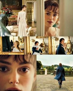 """And here we really understand Darcy as well, his values. And his primary focus is his love of his sister who he protects"".  (Joe Wright, Director)"