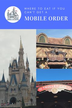 Most Disney World quick service locations have mobile order. What do you do if you are hungry and no time slots are available. Don't worry there are places to eat that don't require a mobile order. The blog post lists restaurants where you can eat if you can't get a mobile order. Snacks List, Disney Dining Plan, Places To Eat, Canning, World, The World, Home Canning, Conservation