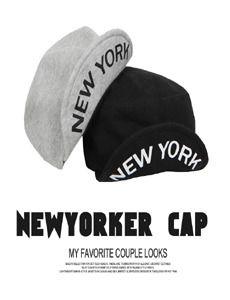 Stylestoker [하나가격] 뉴요커 캡