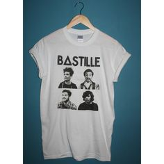 bastille bloody shirt