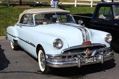 1951 Pontiac Chieftian Deluxe Eight convertible