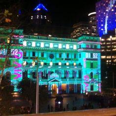 Vivid Sydney, 2012