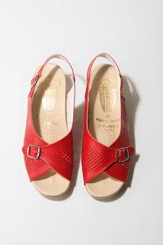 slingback sandal, worishofer