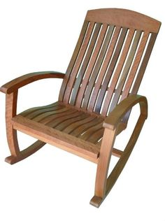 Indoor Outdoor Furniture, Outdoor Chairs, Outdoor Decor, Old Furniture, Furniture Design, Wooden Rocking Chairs, Chair Bench, Stool, Diy Porch