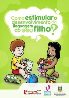 Como estimular o desenvolvimento da linguagem do seu filho?