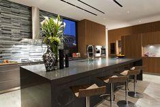 Modern kitchen island by assemblageSTUDIO