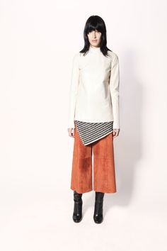 Proenza Schouler Pre-Fall 2014 - Review - Fashion Week - Runway, Fashion Shows and Collections - Vogue