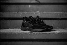 SUPRA TITANIUM BLACK-BLACK Supra Footwear, Supra Shoes, Black, Black People
