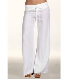 Bondi Beach Comber Wide Leg Drawstring Pant by Lucky Brand