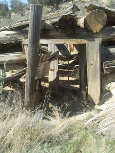 Another old cabin in De Beque, CO.