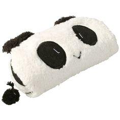 Bei wang école Fournitures de bureau mignon Maquillage peluche Panda Crayon Pen Case Bag Cosmetic Bag: Amazon.fr: Cuisine & Maison