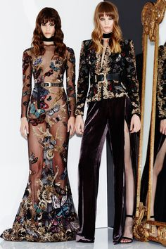 Zuhair Murad Fall 2016 Ready-to-Wear Fashion Show