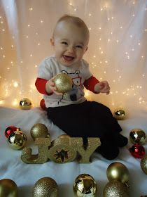DIY Baby Christmas Photo Idea - Olan Mills Portrait Studios ...