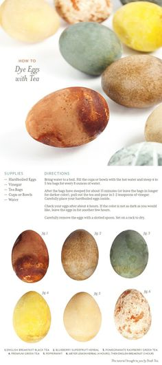 Print these out to dye Easter eggs like a pro.
