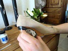 Pinta tus Zapatos para Cambiar de Estilo - YouTube