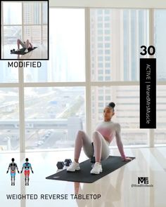At Home Workout Plan, Body Workout At Home, Fitness Workout For Women, Fitness Workouts, At Home Workouts, Full Body Dumbbell Workout, Butt Workout, Killer Workouts, Fun Workouts