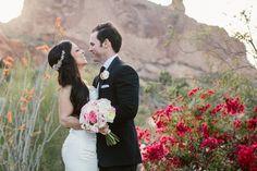 #sunset #spring #desert #garden #bougainvillea #flowers #Arizona #Camelback…