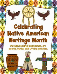 Celebrating Native American Heritage Month: Free Resources and Free Activities - LMN Tree