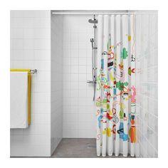 BOTAREN Zuhanyfüggönyrúd - 70-120 cm - IKEA