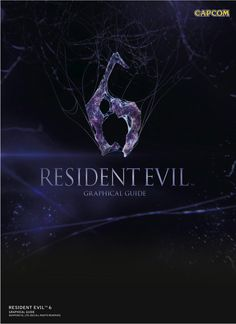 Book Review: Resident Evil 6 Graphical Guide
