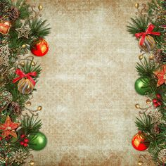 16642089-Vintage-Christmas-background-Stock-Photo-border.jpg (1300×1300)