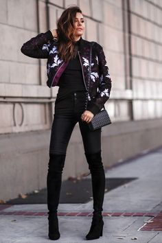 Trending: The Bomber Jacket