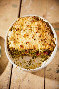 Mozzarella, Quiche, Chicken Recipes, Vegan, Cooking, Breakfast, Kitchen, Food, Drinks